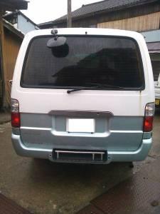 1996 toyota hiace van lh119 sales japan-1