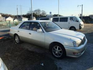 1998 toyota crown jzs151 royal crown for sale in japan