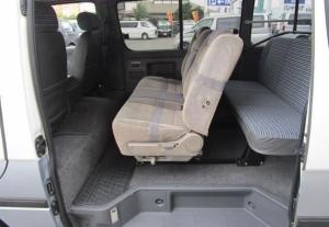 1998 toyota hiace van dx long lh119 lh 119 2.0 diesel for sale in japan 123k