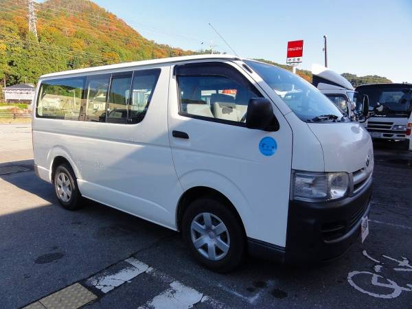 2014 toyota hiace van trh 200 for sale japan jpn car name for sale japan burma mogok ruby. Black Bedroom Furniture Sets. Home Design Ideas