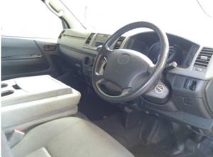 2005 toyota hiace regius ace kdh 205 kdh205 kdh205v 4wd diesel for sale in japan 2.5 326k-2