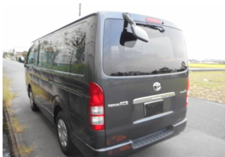 2005 toyota hiace regius ace super gl kdh200 kdh200v 2.5 diesel for sale japan 222k-1