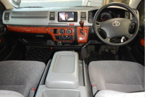 2007 toyota hiace super gl kdh200 kdh 200 kdh200v 2.5 diesel for sale in japan