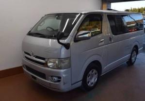 2007 toyota hiace super gl kdh200 kdh 200 kdh200v 2.5 diesel for sale in japan