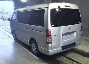 toyota hiace vans 2015 super gl for sale in japan