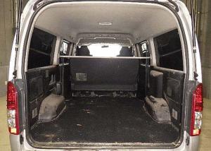 2015 toyota hiace vans super GL for sale in japan.