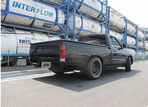1997 nissan datsun pickup truck 2.0 qd22 for sale in japan used 34k-1