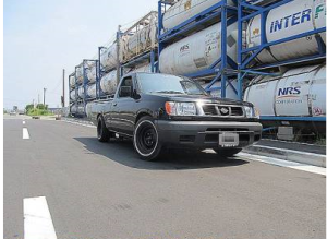 1997 nissan datsun pickup truck 2.0 qd22 for sale in japan used 34k