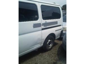 2006 nissan caravan van vwe25 diesel sale japan 165k-2