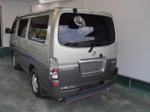 nissan caravan VEW25 GX long 2006 japan