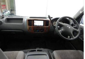 2006 Nissan caravan VEw25 long GX 3.0 diesel for sale japan