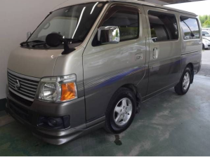 2006 Nissan caravan vew25 3.0 diesle gx for sale in japan