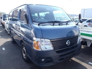 2006 nissan caravan vwe25 3.0 diesel MT specs for sale in japan