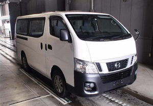 2012 nissan caravan nv350 2.5 diesel for salel in japan