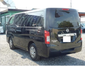 2015 nissan caravan nv350 japan