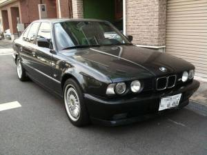 1994 bmw e34 m5 for sale japan