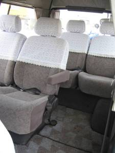 1999 kd-kzh120g toyota hiace grand cabin kzh120 kzh120g diesel for sale japan 175k 10 seat seaters -2