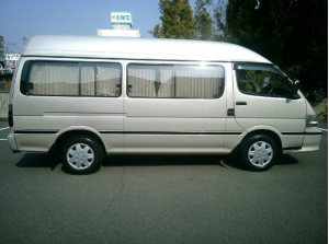 2000 toyota hiace wagon kzh12g 3.0 diesel for sale japan 270-1