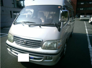 2000 toyota hiace wagon kzh12g 3.0 diesel for sale japan 270