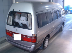 2003 toyota hiace kzh120 for sale in japan