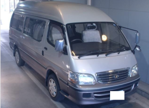 toyota hiace kzh120 wagon for sale japan