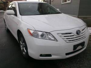 2006 toyota camry acv45 sale japan 87k