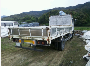 1988 hino boom crane trucks 6.0 diesel for sale japan 150k-1