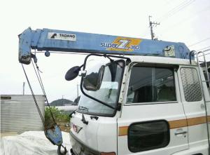 1988 hino boom crane trucks 6.0 diesel for sale japan 150k-3
