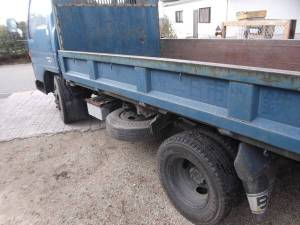1998 mazda titan dump truck for sale in japan 150k-1