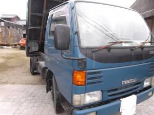 1998 mazda titan dump truck for sale in japan 150k
