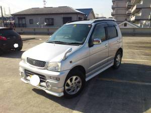 2000 daihatsu terios kid for sale in japan 140k