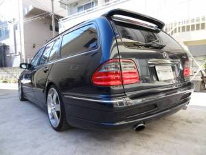 2001 mercedes benz avantgarde wagon for sale in japan-1
