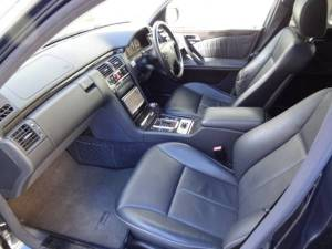 2001 mercedes benz avantgarde wagon for sale in japan-2