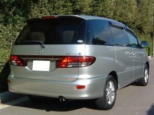 2003 toyota estima aeras g for sale in japan 104k-1