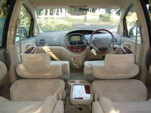 2003 toyota estima aeras g for sale in japan 104k-2