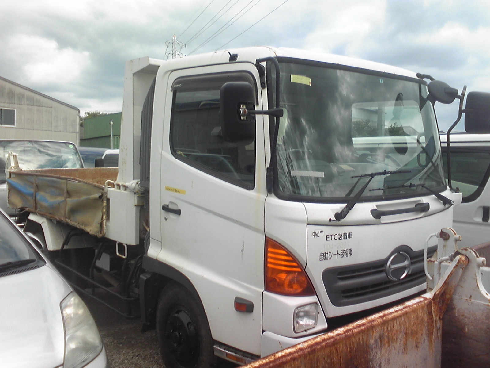 Canter truck sale double cabin 4wd japan import jpn car - I Will Write Down Kms Later On And Put Up Other Photos