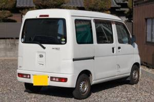 2006 daihatsu hijet cargo van 4wd for sale in japan 660cc-1