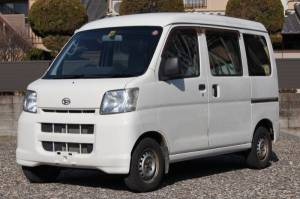 2006 daihatsu hijet cargo van 4wd for sale in japan 660cc
