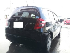 2008 honda fit for sale japan 95k-1