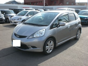2008 honda fit rs ge8 for sale japan