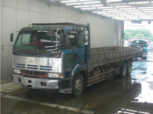 Nissan CD520 big thumb for sale in japan