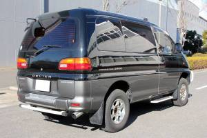 1996 mitsubishi delica space gear exceed diesel pe8w 2.8 for sale in japan 1