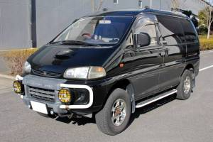 1996 mitsubishi delica space gear exceed diesel pe8w 2.8 for sale in japan