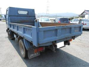 1996 nissan atlas 200 tipper truck sale japan 60k-1