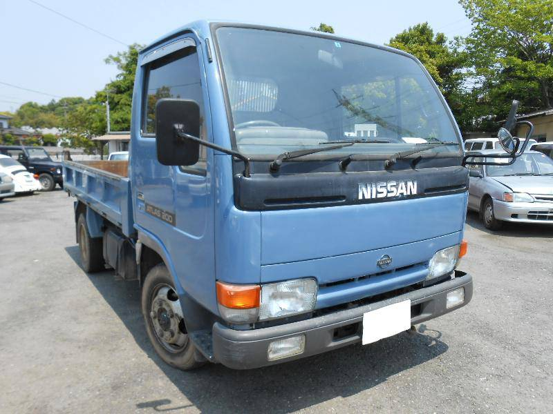 Nissan trucks for sale in japan