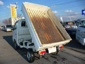 1997 suzuki carry mini dump truck tipper kei for sale in japan 1 4wd
