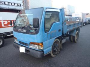 1998 isuzu dump truck tipper for sale japan nkr66ed