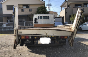 1999 mitsubish canter MT model fe638 fe638e fe 630 diesel 3 ton tons for sale in japan