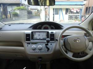 2004 toyota raum g package for sale in japan 74k-1