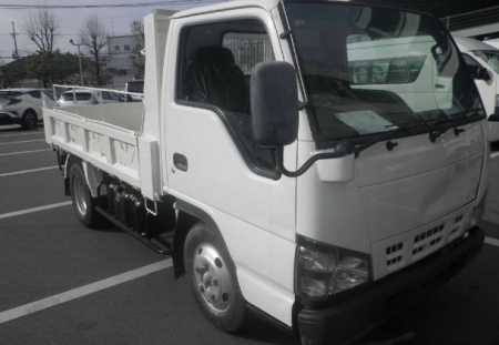 2006 nissan atlas dump truck trucks tipper akr81ad akr 81 ad 4.8 diesel manual clutchless for sale in japan 72k-1 (2)